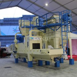 2 TUBRINE MARBLE AND STONE SHOTBLASTING MACHINE